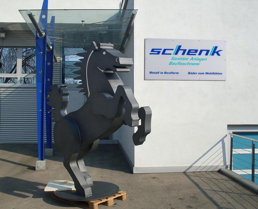 Pferd, Schenk GmbH, Filderstadt