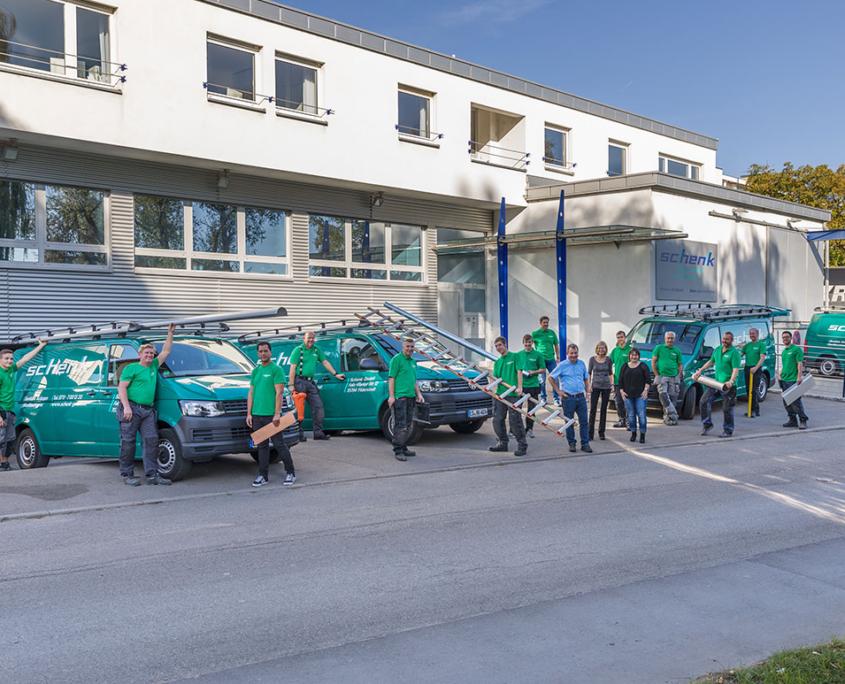 Schenk GmbH ist Ihre Bauflaschnerei in Filderstadt